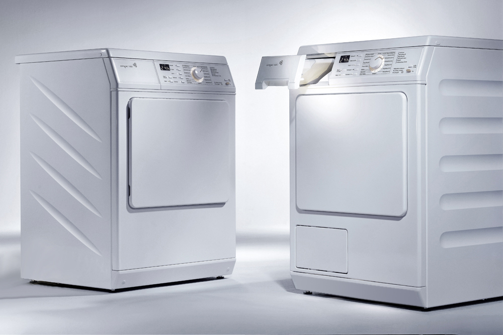 Design of tumble driers for Miele