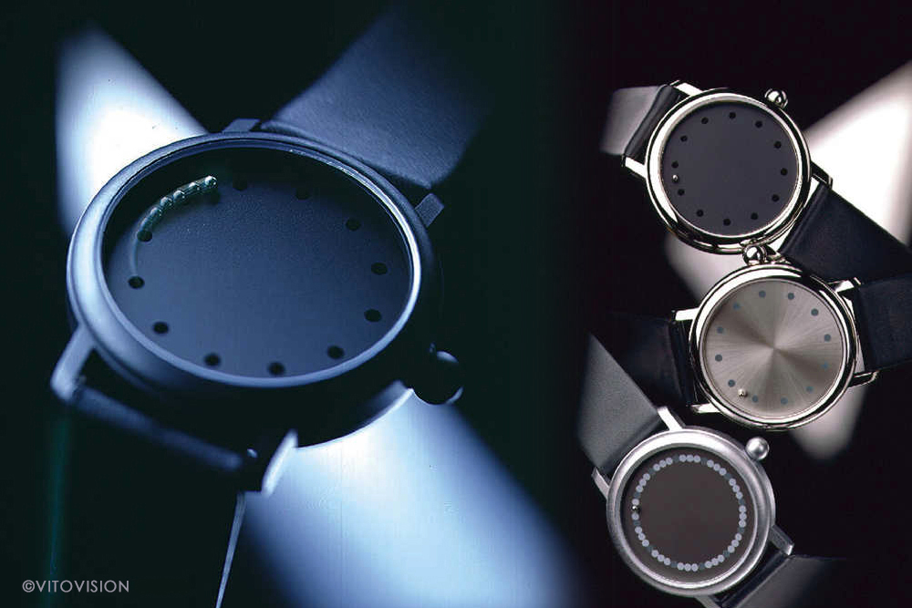 Industrial Design for exclusive and noble wrist watches