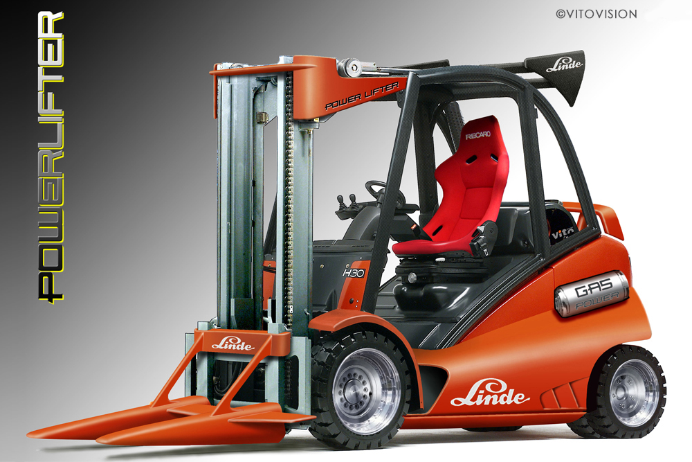 Forklift Design for the Linde Powerlifter