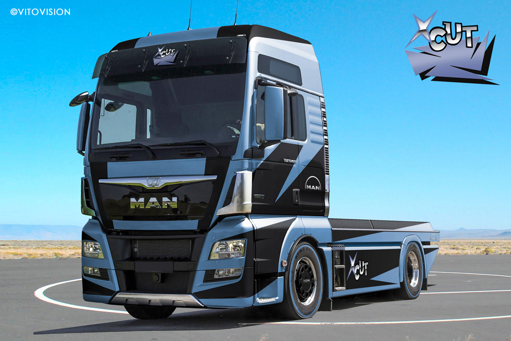 Transportation Design for MAN trucks