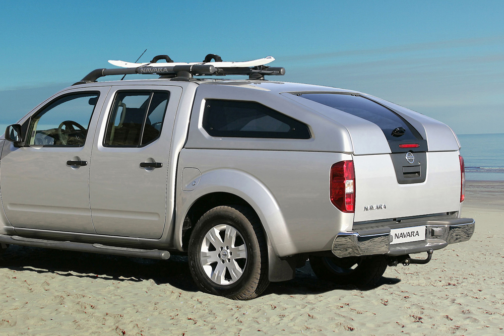Automotive Design for the offroad vehicle Nissan Navara