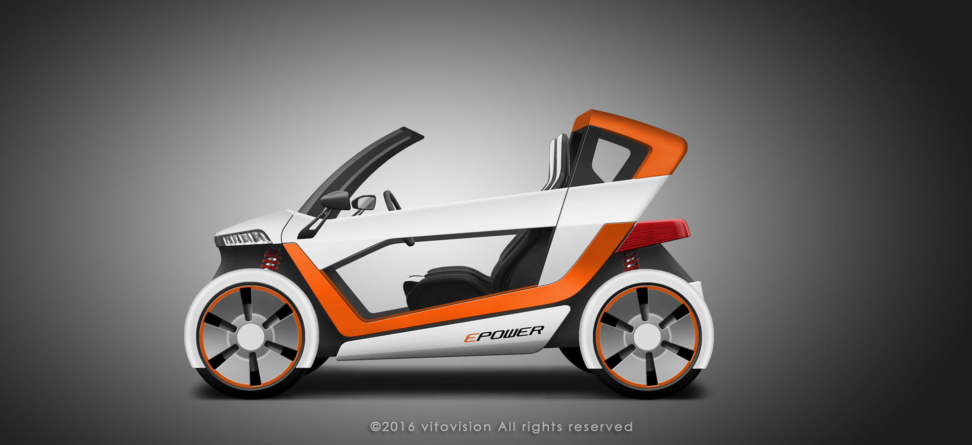 Epower design concept emobility from vitovision