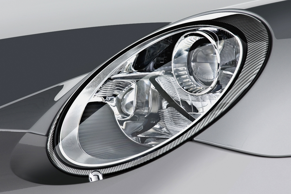 Automotive Design for vehicle and car headlights